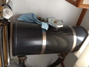 Webasto Expansion Tank