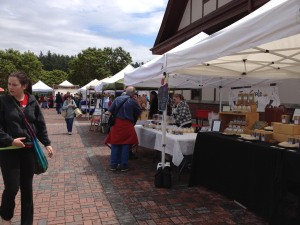 Anacortes Farmers Market, another view
