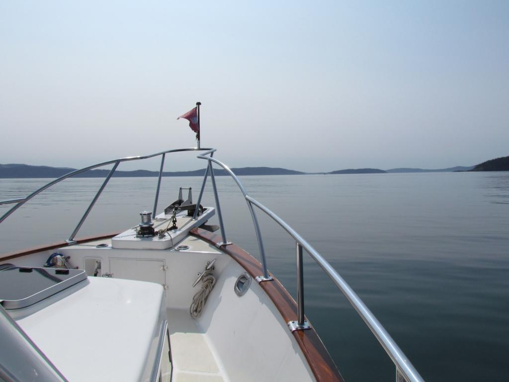 Boundary Pass Orcas Island