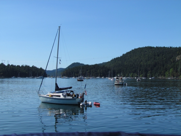 Montague Harbour