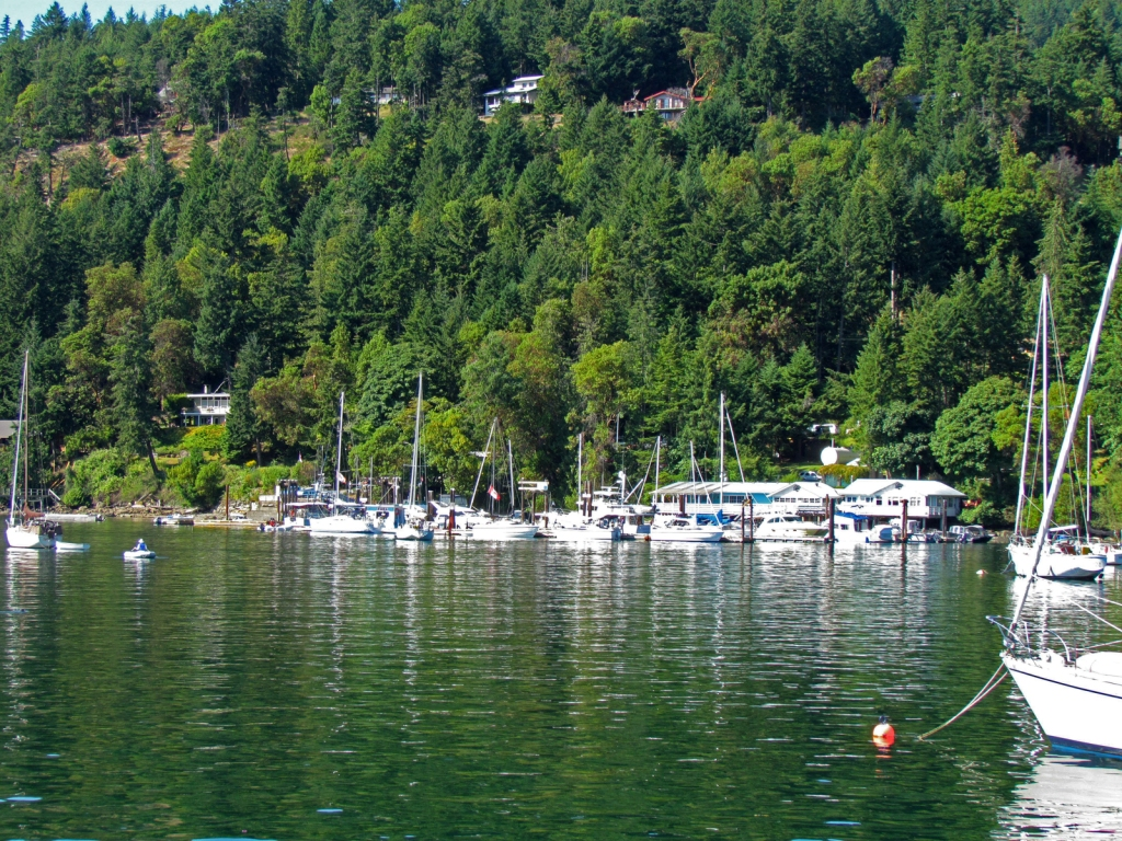 Montague Harbour Marina