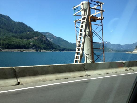 kachess lake reservoir