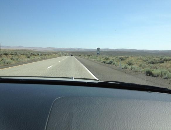 Yakima firing range
