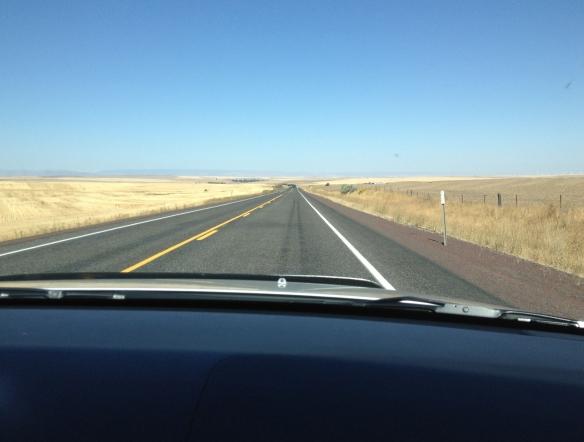 highway 97 north central oregon