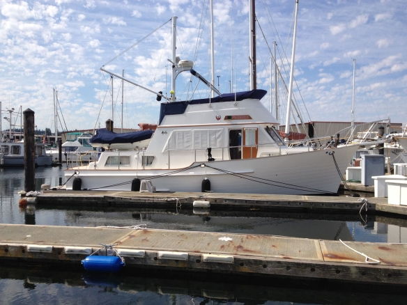 phoenix at the dock side view