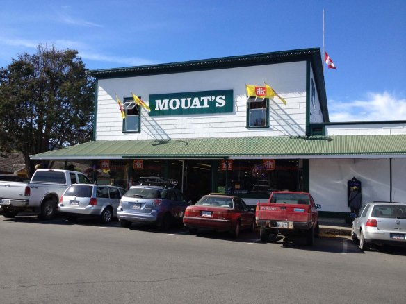 Mouat's Hardware in Ganges