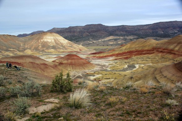 Painted Hills 02