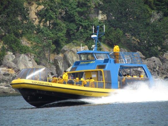 Whalewatcher Boat