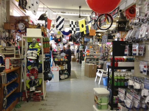 harbour chandlery