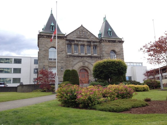 Nanaimo Court House