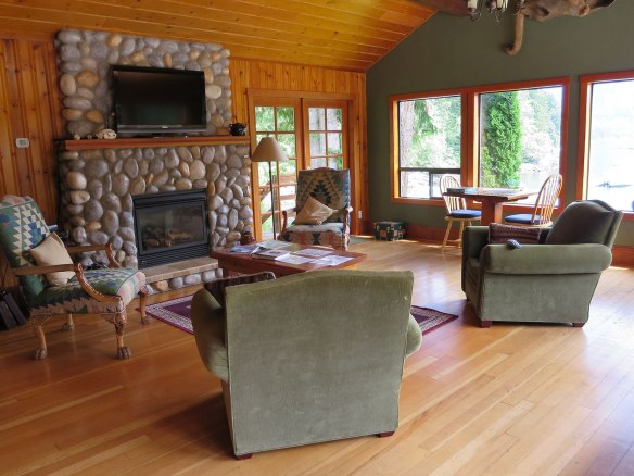 dent island lodge den