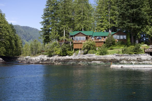 Dent Island Lodge