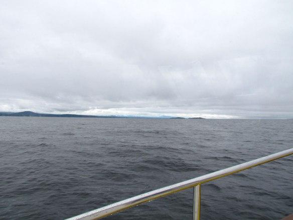 Georgia Strait looking west