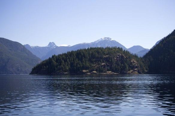 mainland BC mountains