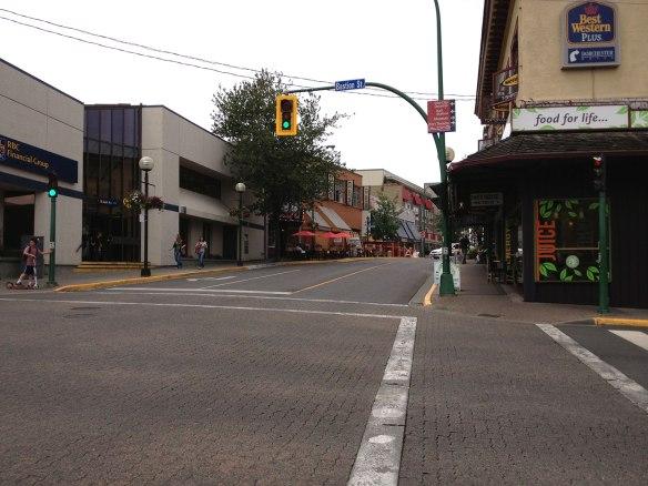 Old Town Nanaimo North