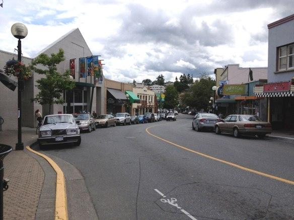 Old Town Nanaimo South