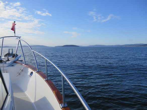 approaching spring passage