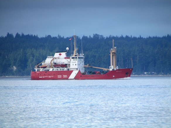 canadian coast guard ship
