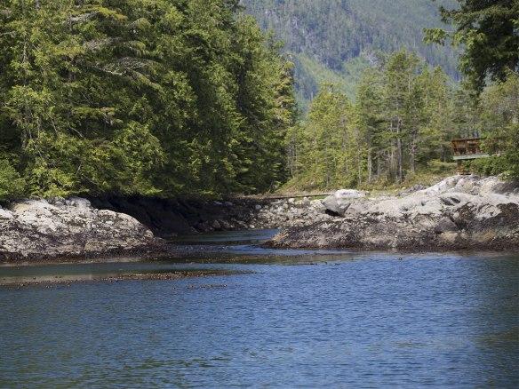 canoe pass slack