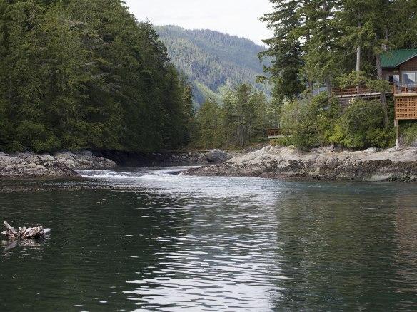canoe pass hour after slack