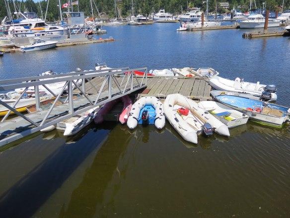 ganges dinghy dock