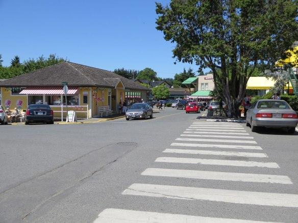 ganges street scene