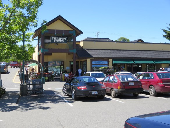 ganges thrifty foods