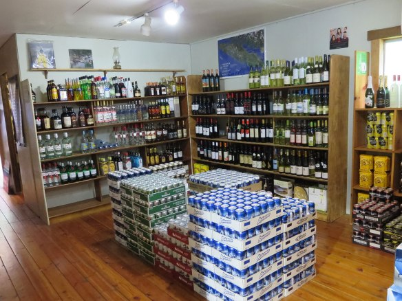 refuge cove liquor store