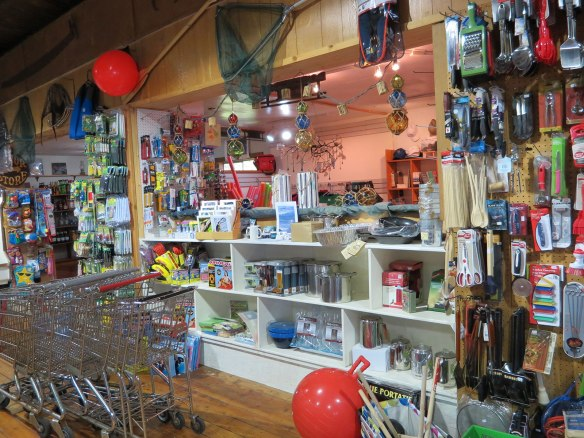 refuge cove store goods