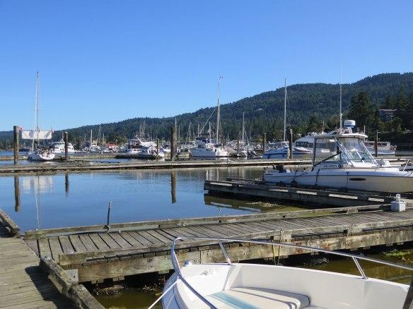 salt spring marina docks
