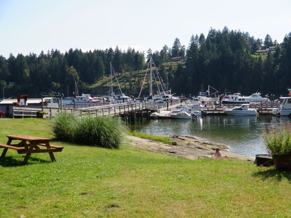 telegraph harbour marina