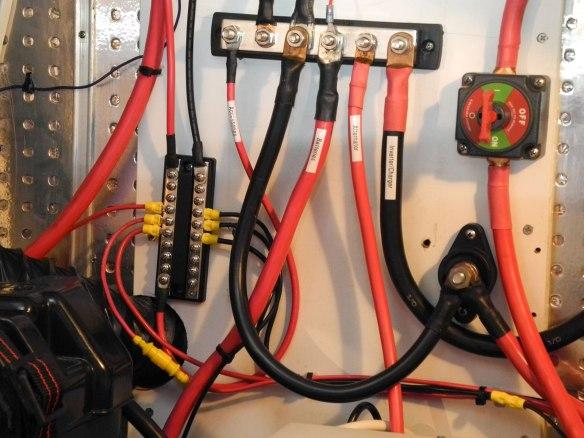 battery system wiring