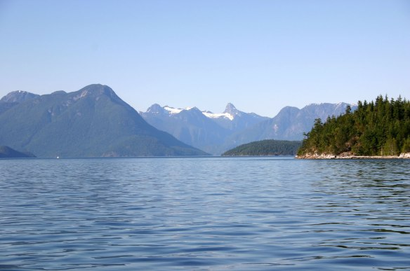 2004 Entering Desolation Sound