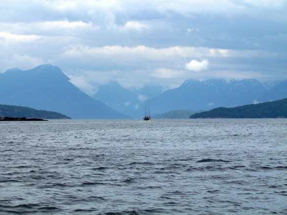 2011 Entering Desolation Sound