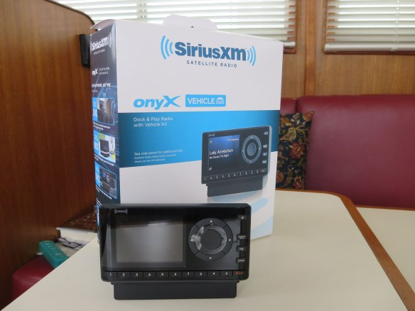SiriusXM radio kit