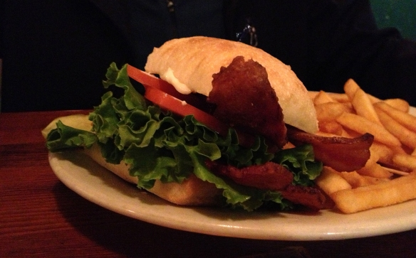 Brown Lantern BLT