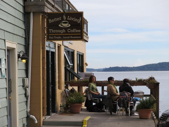 Port Townsend Coffee Shop