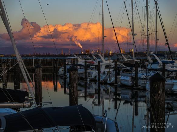 sunset-at-anacortes-marina